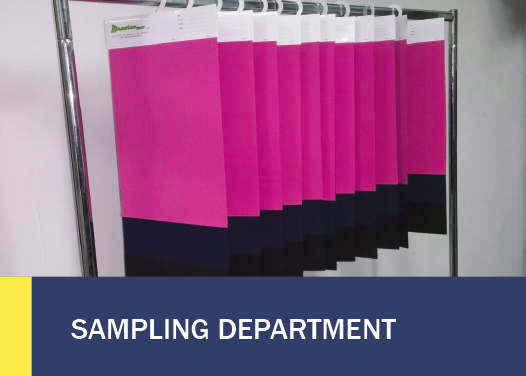 SAMPLING DEPARTMENT